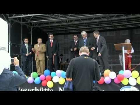 Ramadanfest 2010 in Nordenham (Radio Weser.TV)