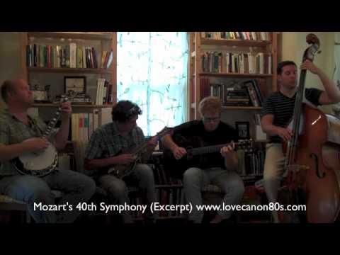 Love Canon Mozart