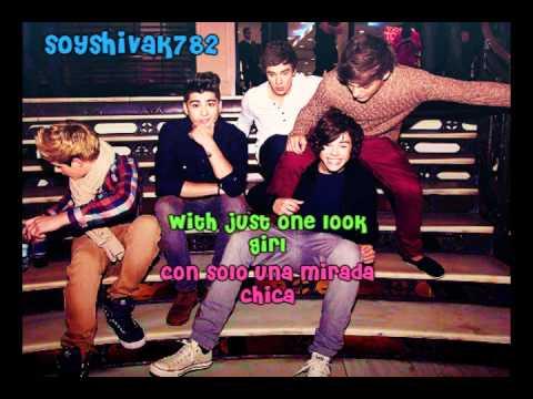 Stole My Heart - One Direction [español & Inglés] video