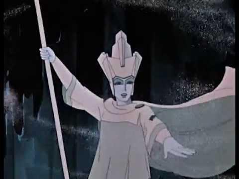 снежная королева трейлер (trailer)