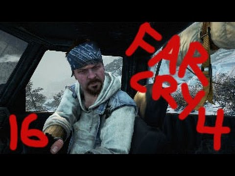 Far Cry 4 Coop Funny Moments 16 - Valley of the Yetis DLC Part 3