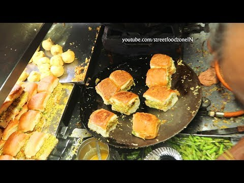 Famous Vada Pav and Dabeli Center in Secunderabad | Jumbo Vada Pav | Bombay Chat House