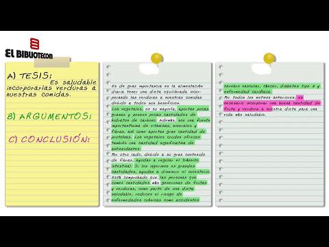 El texto argumentativo y el ensayo