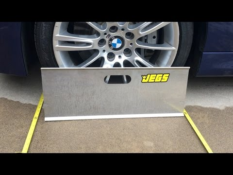 DIY Alignment - Toe Plates