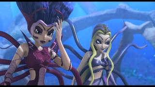 Winx Club The Mystery of the Abyss !Official Trailer of the Movie! English!