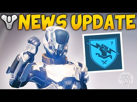 Destiny: NEWS UPDATE! Destiny 2 Rumors Confirmed & Bungie Reduces SBMM (Rise of Iron)