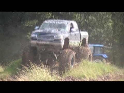 0 Barnyard Bogger Monster Mud Truck For Sale