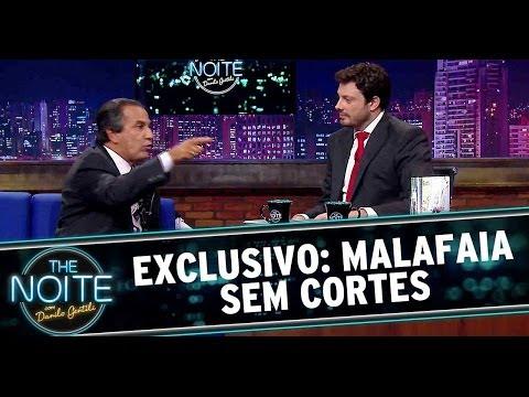 The Noite (31/03/14) - Silas Malafaia - Exclusivo - Sem Cortes na Web