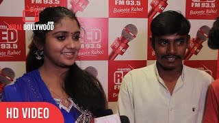Rinku Rajguru Speaking Hindi | Interview With Team Sairat | RedFM