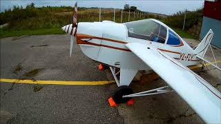 Exhaust Test Speedmax.