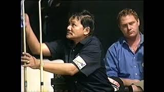 2001 Tokyo 9-Ball SemiFinal Efren Reyes vs Warren Kiamco