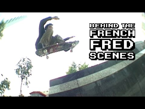 BEHIND THE FRENCHFRED SCENES/ JAVIER MENDIZABAL PART1