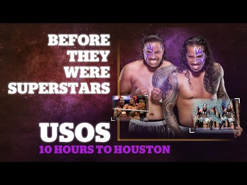 Before They Were Superstars, The Usos - THIS MONDAY
