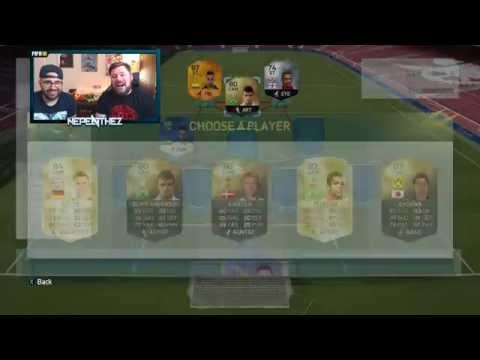 100 CHEM 7 iMOTM DRAFT WIN!! - FIFA 16 Ultimate Team FUT Draft