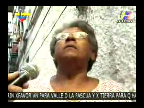 La señora que se vaciló a Mario Silva