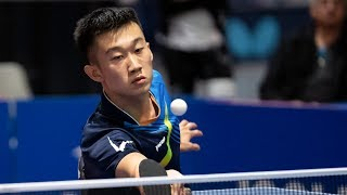 2019 US National Table Tennis Championships - Day 2 (Quarters & Semis) - Table 1