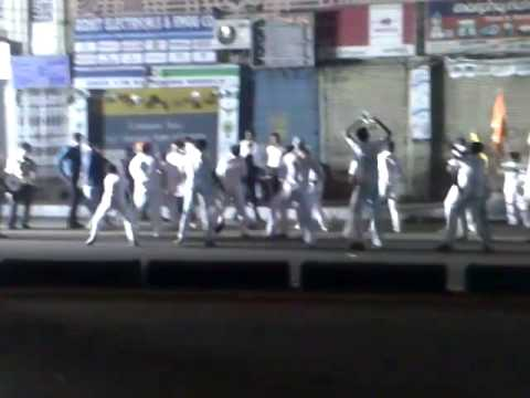 Ganesh Chaturthi Marathi Dance In Hyderabad Road video