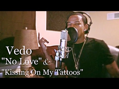 August Alsina - No Love - Kissin On My Tattoos -
