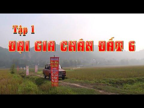 Hài Tết 2016 | Đại Gia Chân Đất 6 - Tập 1 | Phim Hài Tết 2016 Mới Hay Nhất thumbnail