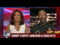 • Sheriff David Clarke: Barack Obama Started This War On Police • Judge Jeanine • 8/29/15 •