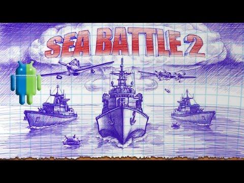Скачать Retro sea battle на Андроид