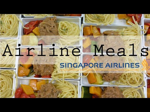 How It's Made: Airline Meals at Singapore Airlines Catering Facility
