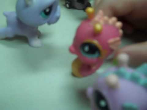 Littlest Pet Shop Sleep Over Part 1