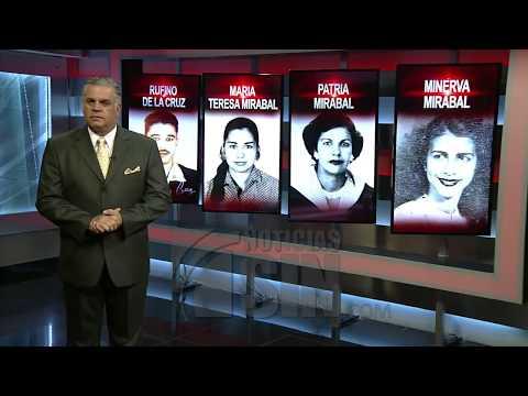 Historia Dominicana: un año más del asesinato de las hermanas Mirabal