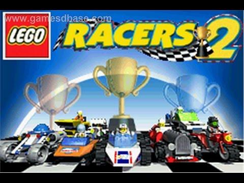 Zagrajmy w Lego Racers 2 cz.7 - Dino Dodgems