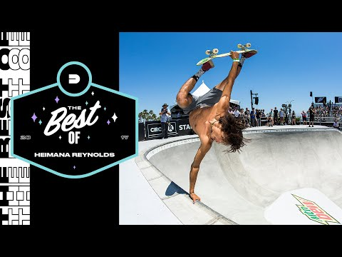 Best of Heimana Reynolds | Dew Tour Long Beach 2017