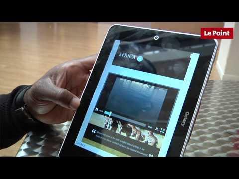 Qelasy, la tablette ivoirienne