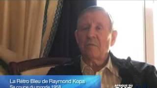 L'interview exclusive de Raymond Kopa et la visite du stade du Cap