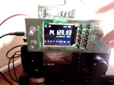 Mini SW2013 u0418u0411u041f u041fu041a & trx UT2FW band 20 m 0967. sw2012 mini color.
