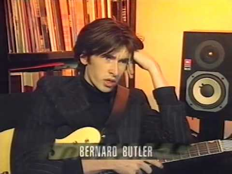 Bernard Butler on The Beatles - Clip #3 (1995)