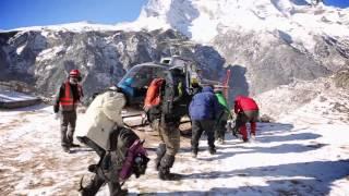 Эверест. Репортаж со съемок - Продолжительность: 112 секунд