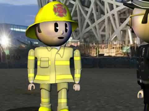 Paramedic Vs. Cop Vs. Fireman