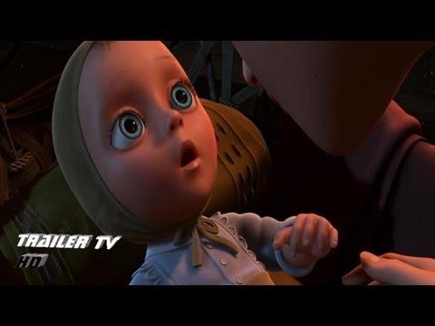 Снежная королева 2013 трейлер HD
