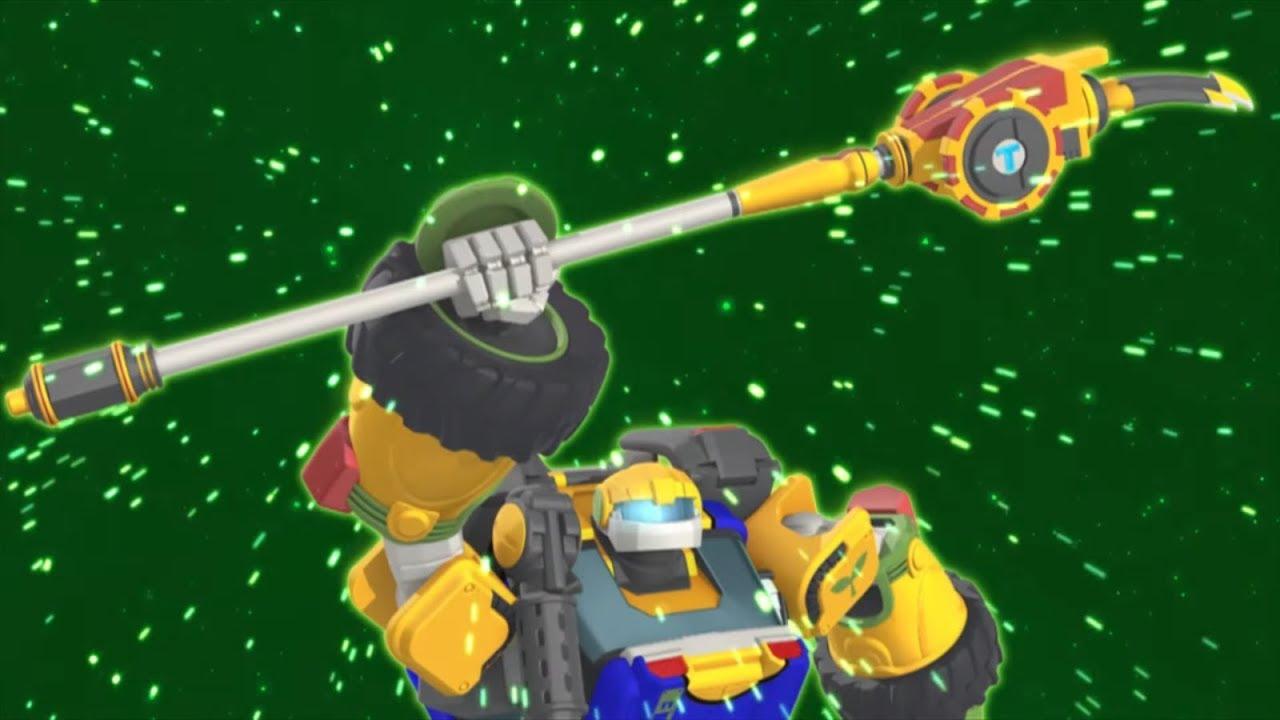 Тоботы 4 сезон - Новые серии - 16 Серия | Мультики про роботов трансформеров