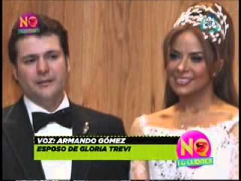 Armando Gómez, Esposo de Gloria Trevi es llamado a comparecer ante autoridades Mexicanas.