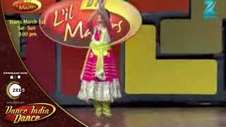 DID L'il Masters Season 3 - Dhamaal On The Sets Of DID Lil Masters
