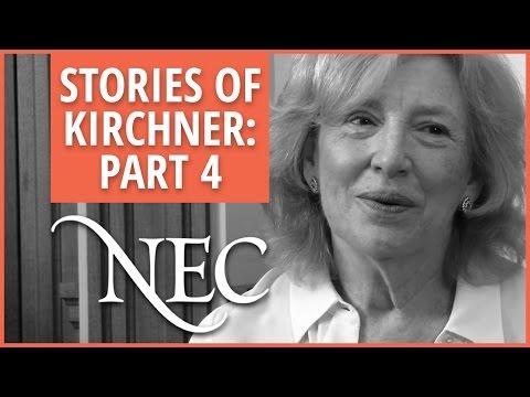 Paula Robison & Hugh Wolff: Stories of Kirchner, Part 4