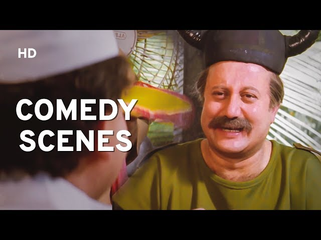 BEST COMEDY SCENES | Akshay Kumar | Anupam Kher | Aruna Irani | Mamta Kulkarni | Comedy Movies thumbnail
