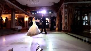 Постановка свадебного танца выполнена нашими преподавателями.