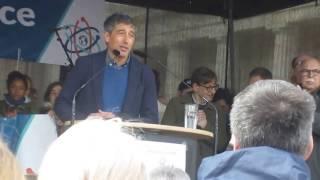 March for Science Berlin 2017 am Pariser Platz