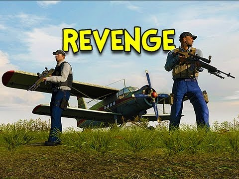 REVENGE! - Arma 2: DayZ Mod - Ep.17