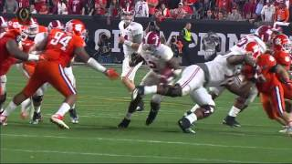 CFP National Championship, 2016 (in under 37 minutes)