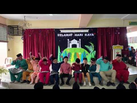 Download Parodi Syukur Seadanya Hael Husaini   |   Persembahan Hari Raya 2019 | SK MERU 2 | Mp4 baru