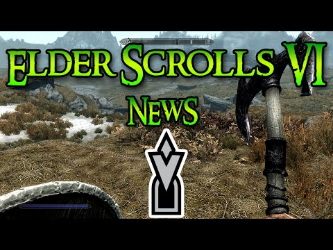 Elder Scrolls VI: NEWS FROM E3 2016!