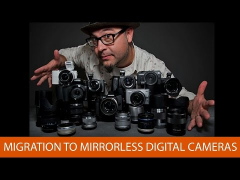 Migration to Mirrorless Digital Cameras