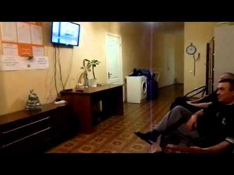 Поселение нового клиента в Хостел на ул. Днепровская Набережная, 19в